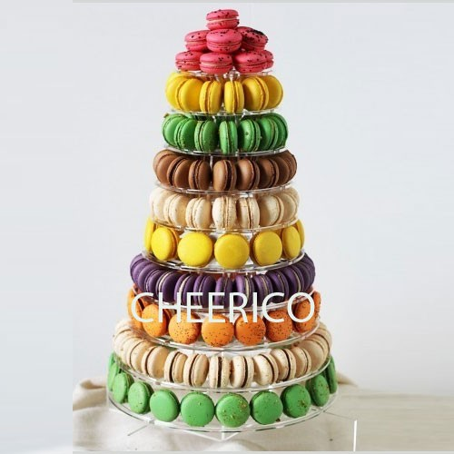 macaroon cake stand - photo #6